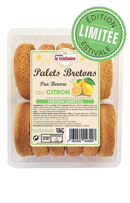 aaska etiquette galette citron la trinitaine