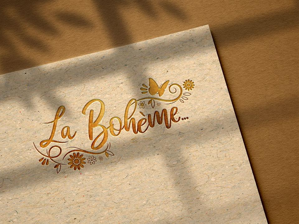 aaska la boheme logo
